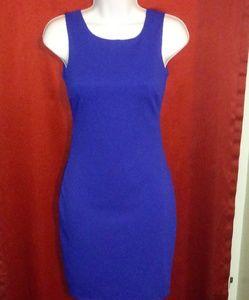 B Darlin blue mini dress